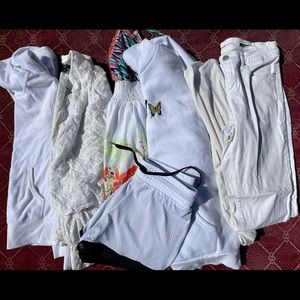 THE WHITE BUNDLE (price firm no offers)